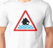 Flooding Warning Unisex T-Shirt