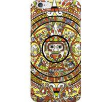Mayan calender iPhone Case/Skin