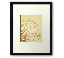 Up and Around 2 Framed Print