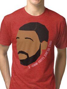Drake Hotline Bling Tri-blend T-Shirt