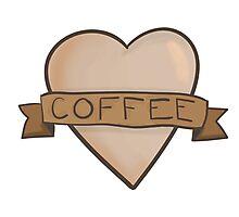 Oh coffee Photographic Print