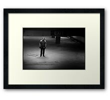 Magic Trick Framed Print