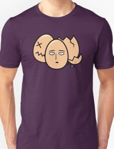 One Punch Egg, Saitama Once Punch Man Parody Unisex T-Shirt