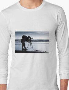 The Photographer Long Sleeve T-Shirt