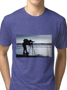 The Photographer Tri-blend T-Shirt