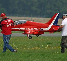 Defence Budget Cuts Scale Down The Red Arrows !! by Colin  Williams Photography