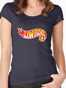 Low Rider Women's Fitted Scoop T-Shirt