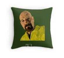 Walter White - Heisenberg Throw Pillow