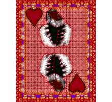 Fractil King of Hearts Photographic Print
