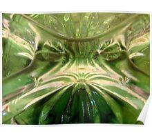 Green Eyed Monster Poster