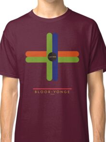 Bloor-Yonge 1966 station Classic T-Shirt
