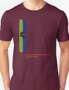 Dundas 1966 station Unisex T-Shirt