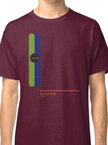 Queen 1966 station Classic T-Shirt