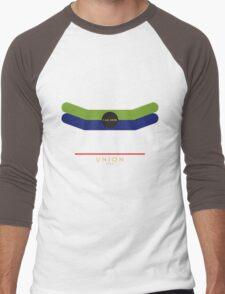 Union 1966 station Men's Baseball ¾ T-Shirt