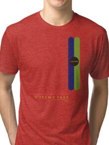 Queen's Park 1966 station Tri-blend T-Shirt
