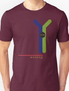 Museum 1966 station Unisex T-Shirt