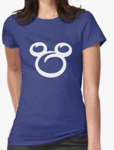 Mickey Blues Womens Fitted T-Shirt