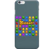 Sweet Candy Crush saga game iPhone Case/Skin