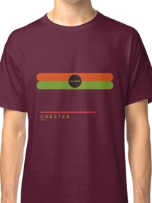 Chester 1966 station Classic T-Shirt