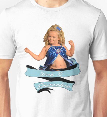 Work It Smoochie!  Unisex T-Shirt