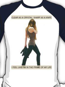 Crystal Clear, Knife Thin T-Shirt