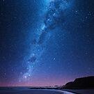 Nebula over Bushrangers Bay by Mark Shean