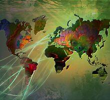 Shiny World by ArtByRuta