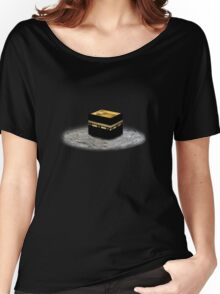 Kaaba T Shirt and iPhone case and iPad case Women's Relaxed Fit T-Shirt