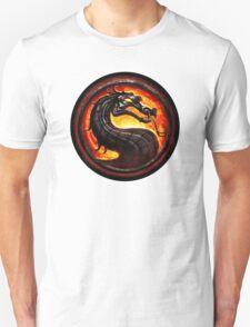 Mortal Kombat logo T-Shirt