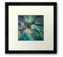He will lead us to the Light NOMINATED FOR SOJIE 25!!!! Framed Print