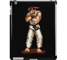 Ryu Victory Pose Street Fighter iPad Case/Skin