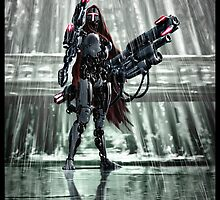 Cyberpunk Photography 057 by Ian Sokoliwski
