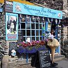 tea shop by Anne Scantlebury