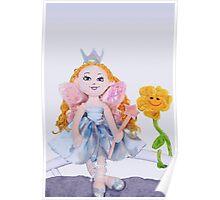 Fairy Princess Marigold Poster