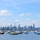 Melbourne's Beauty by dozzam