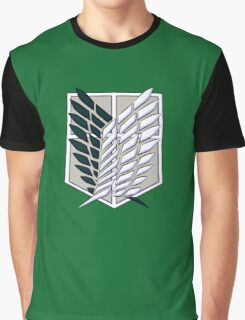 Wings of Freedom Graphic T-Shirt