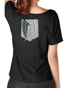 Wings of Freedom Women's Relaxed Fit T-Shirt