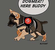Dogmeat by blitzart