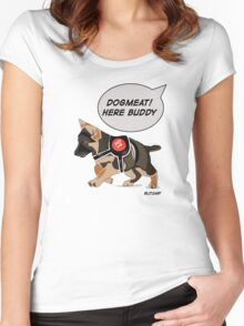 Dogmeat Women's Fitted Scoop T-Shirt