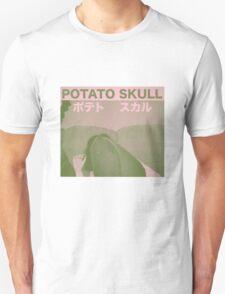 Potato Skull / #1 T-Shirt