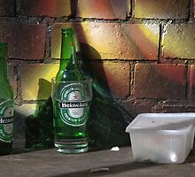 Street Trash by phil decocco