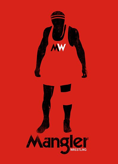 The Wrestler by popnerd
