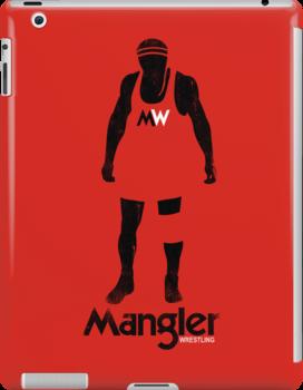 The Wrestler by popnerd