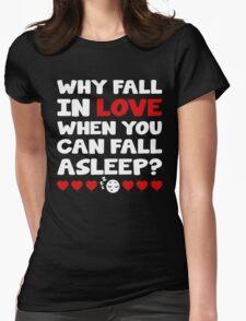 Funny Sleeping Design T-Shirt