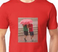 Brothers In Step Rain or Shine Unisex T-Shirt