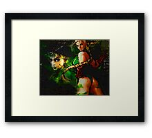 She's my Favorite Color Framed Print
