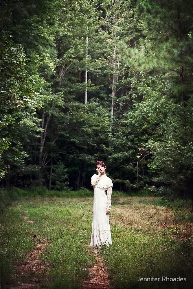 Romanced by Jennifer Rhoades