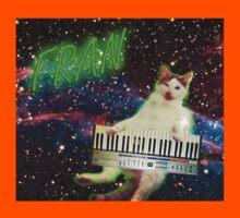 FRAN - SWEET KEYBOARD CAT Kids Clothes