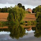 Barlaston Hall by alan tunnicliffe