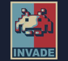 INVADE - clean version by R-evolution GFX